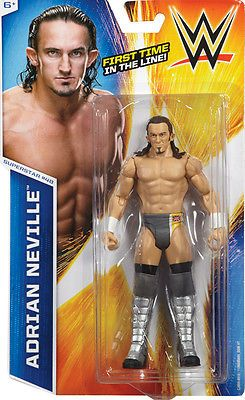 Adrian Neville - WWE Series 52 Mattel Toy Wrestling Action Figure