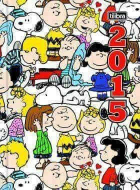 Snoopy and the gang 2015...
