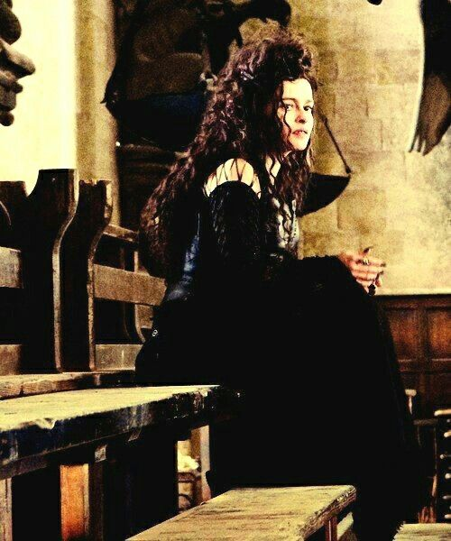 Bellatrix Helena Bonham Carter