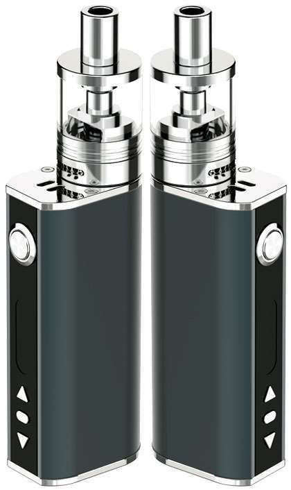 iSmoka #Eleaf iStick 40W TC Mod Battery, an innovation of iStick series battery, adopts newly introduced technical element of temperature control. It will bring out a unique vaping experience without any dry hit by adjusting temperature setting.