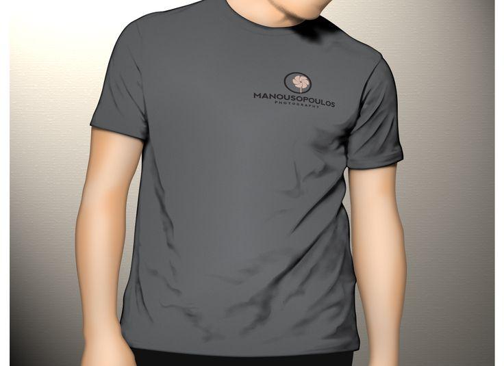 T-shirt με επαγγελματική εκτύπωση ακόμα και για λίγα τεμάχια.