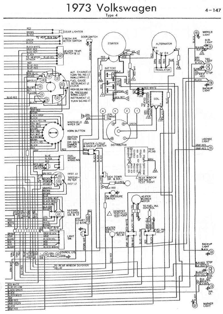 Wiring Diagrams — Auto's en motoren, Motor