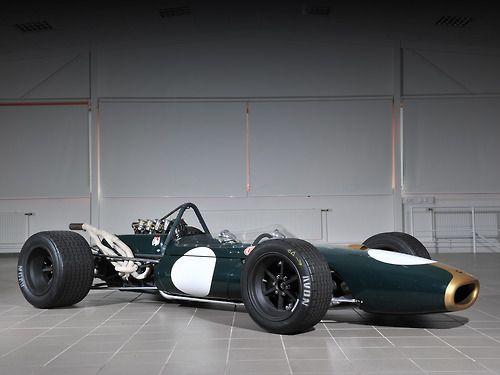 1967 Brabham BT201967 Brabham BT20