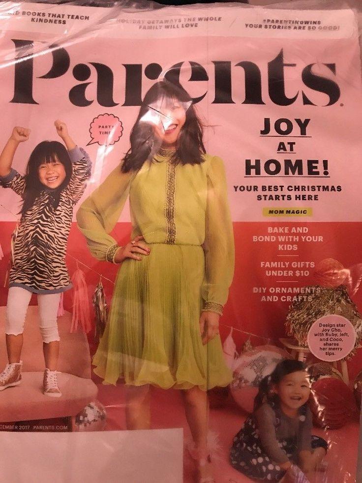 Parents Magazine December 2017 Best Christmas DIY ORNAMENTS CRAFTS BAKING Gifts    eBay