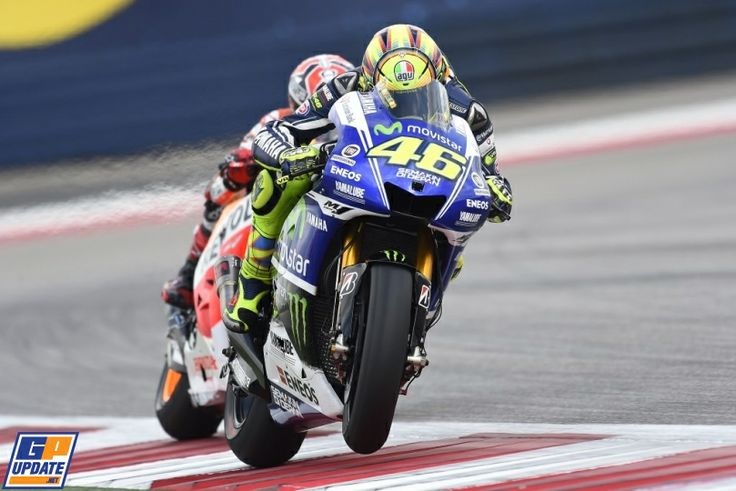 Valentino Rossi, MotoGP Grand Prix van Amerika 2014, MotoGP