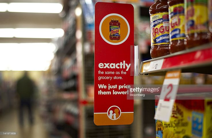 Signage hangs at a Family Dollar Stores Inc. location in Sterling, Illinois, U.S., on Tuesday, March 27, 2012. Family Dollar Stores Inc., the second-largest U.S. dollar store chain, is scheduled to report quarterly earnings on Wednesday, March 28, before the opening of U.S. financial markets. Photographer: Daniel Acker/Bloomberg via Getty Images