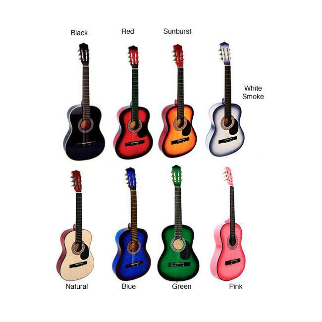 Acoustic 38-inch Guitar Kit