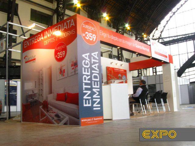 PAZ Inmobiliaria - Expo Vivienda 2012 www.expositor.cl