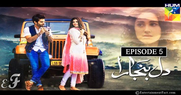 Dil Banjaara Episode 5 Full HD – Hum TV Pakistani Drama