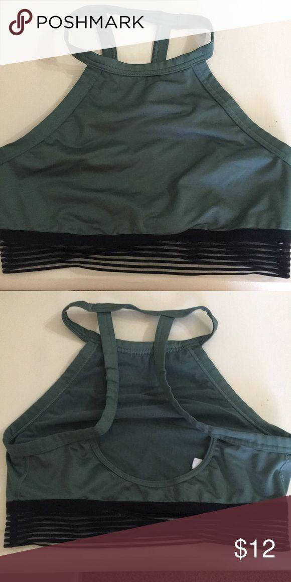 VSx sports bra size M nwot Never worn! Bought much too big! Bra is unlined. Victoria's Secret Intimates & Sleepwear Bras