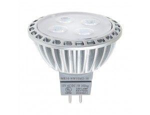 MR16 LED Bulb - 40 Watt Equivalent - Bi-Pin LED Spotlight Bulb