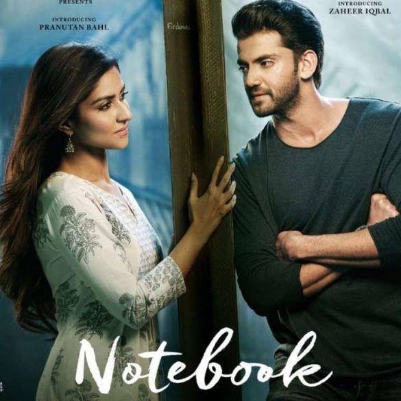 Watch Online Notebook 2019 Full Hd Movie In Official Online Eng Sub Bollywood Movies Online Notebooks Online Watch Notebook