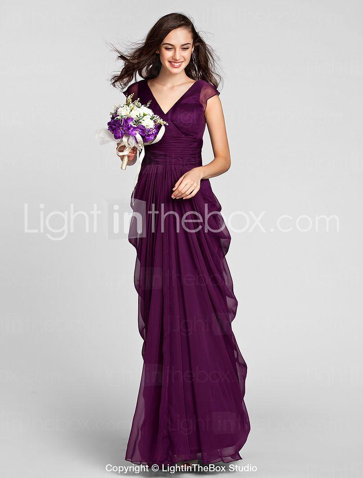 15 besten Brautjungfernkleider Bilder auf Pinterest | Blumenmädchen ...