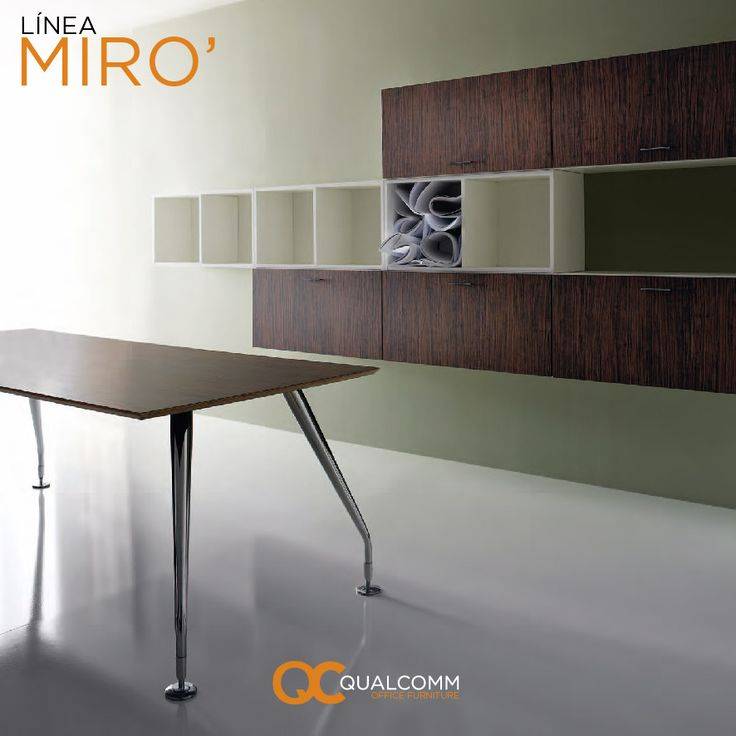 Atmósferas cromáticas exclusivas para expresar y compartir. Miro' es color, es plena libertad de satisfacer sus propias aspiraciones. Miro' es nuestra propuesta, única en el sector, para estimular la creatividad e impulsar al artista encerrado en cada uno de nosotros.  #DiseñoInterior #InteriorDesign #GetOrange #QC #Office #Furniture #Miro