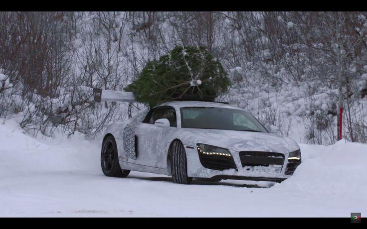 Sådan får du årets juletræ hjem på den helt rigtige måde - http://bit.ly/2BdpAvW