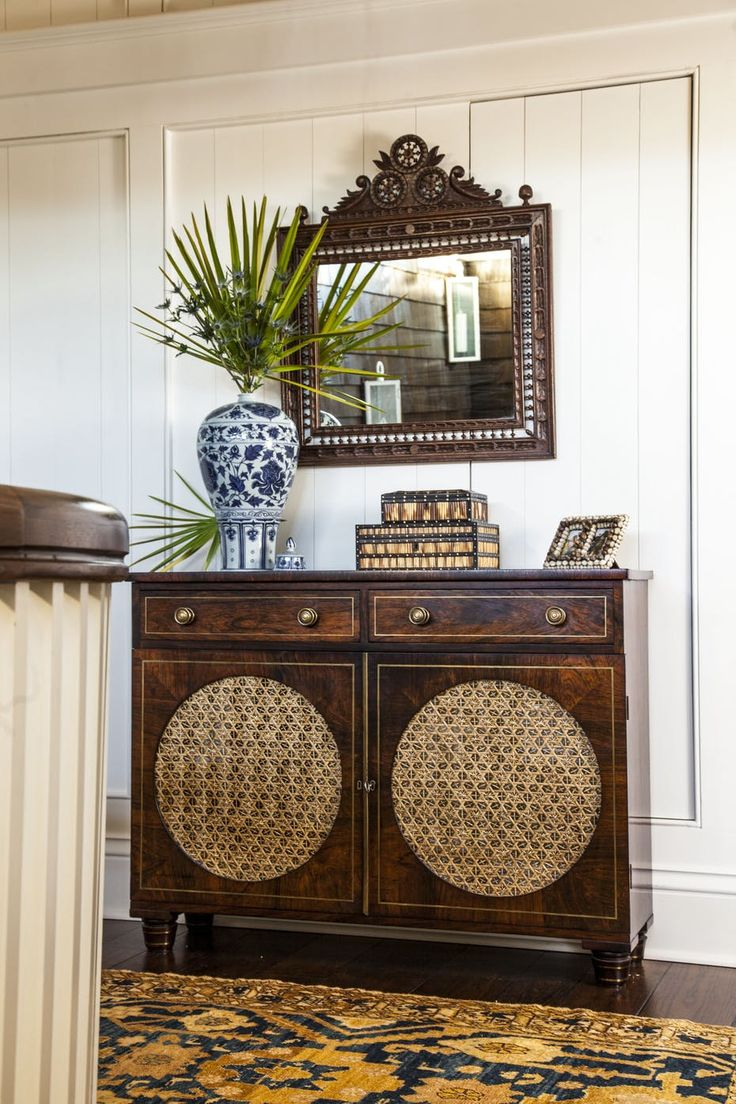 185 Best British Colonial Hutches And Sideboards Images On