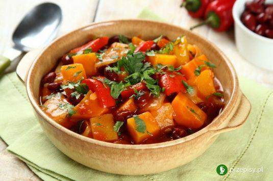 Gulasz po meksykańsku #cooking #dinner #mexicanfood
