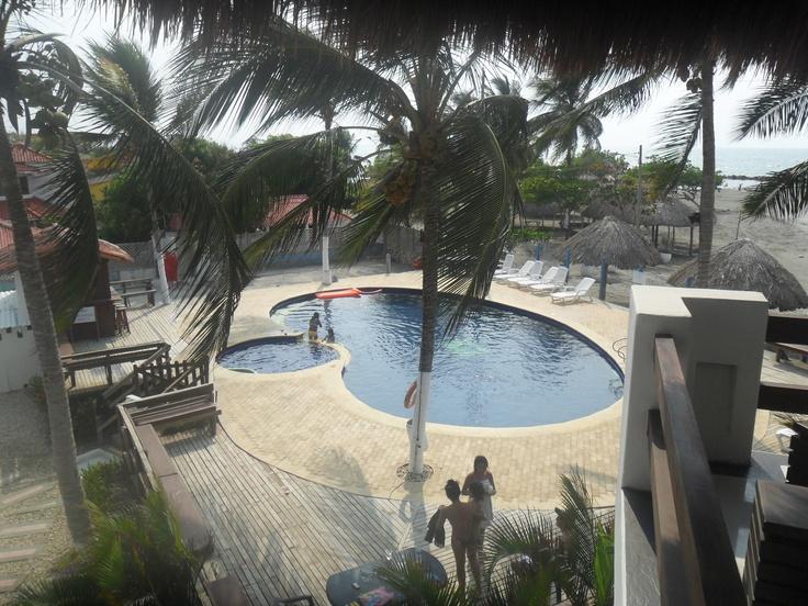 Venga! Y disfrute también de nuestra espectacular piscina!