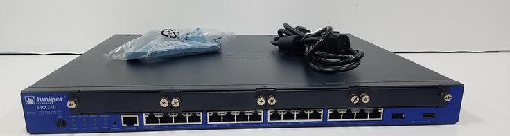 SRX240H2 Juniper Networks Series Services Gateway - Novia Networks
