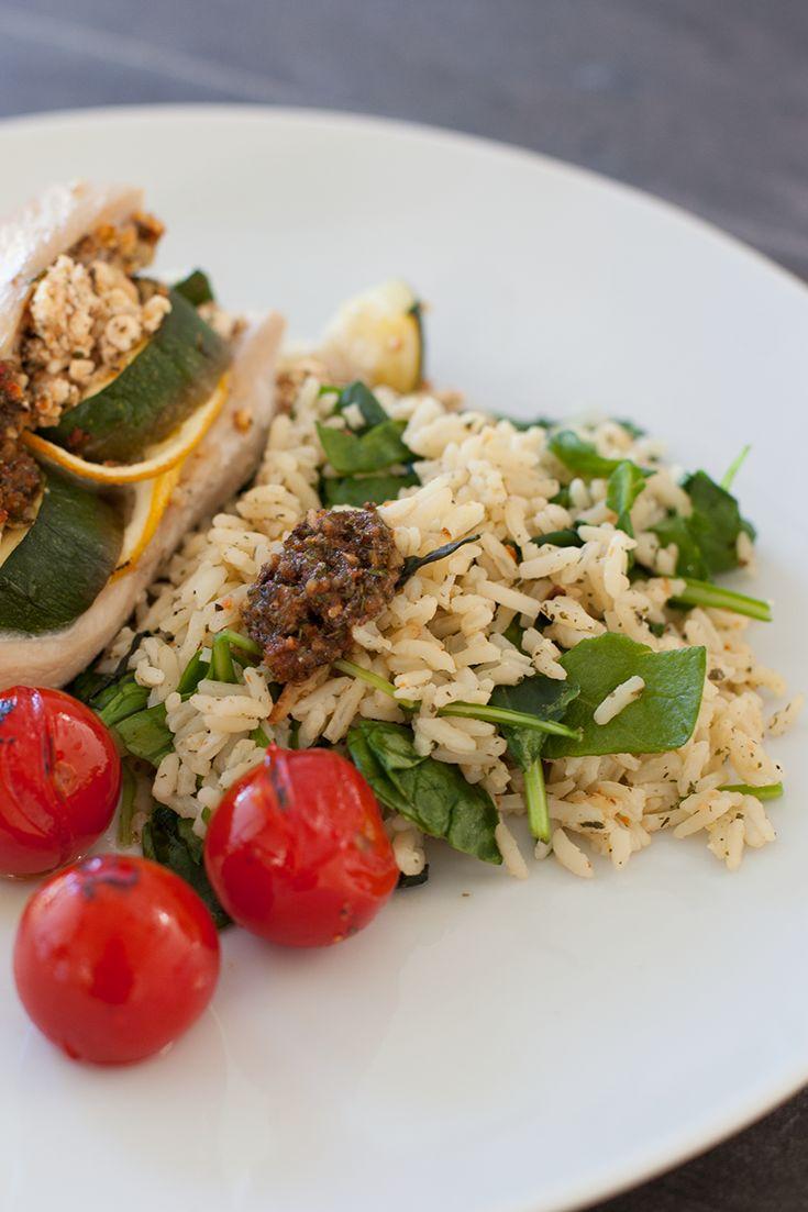 #Epicure Spanakorizo Rice #vegetarian #meatlessmonday
