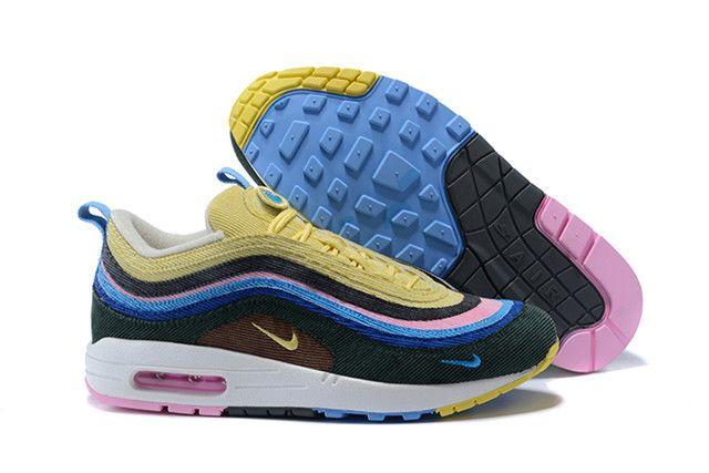 Nike Air Max 97 X 1   Nike air max, Mens nike air, Nike air