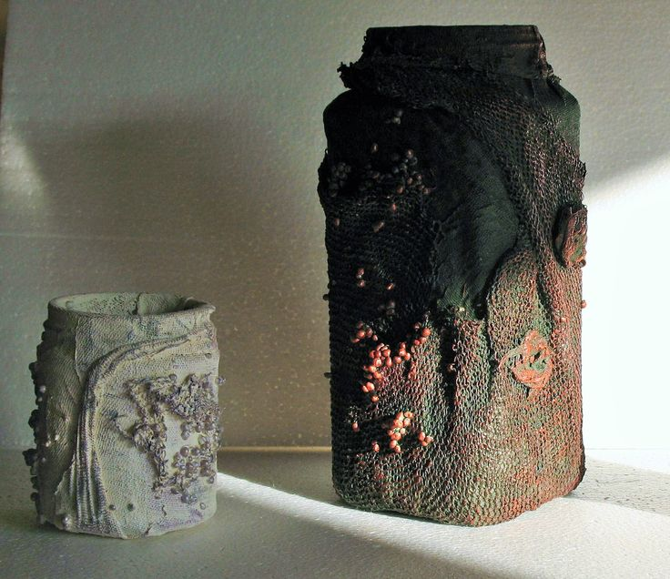 powertex pots for dried flower arrangements