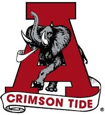 My favorite of the logos...What was there when I came to Tuscaloosa.