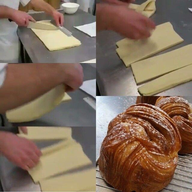 2,809 отметок «Нравится», 62 комментариев — PIERRE & MICHEL .french bakery (@pierre_michel_nj) в Instagram: «Brioche feuilletée enjoy it all my followers #dessertmasters #divydieos #modaecustomizacao #pastry…»