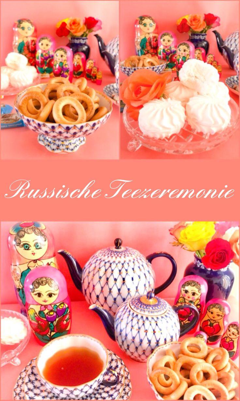 Teatime auf Russisch? Mit den richtigen Kleinigkeiten ganz schnell eine Russische Teezeremonie gezaubert