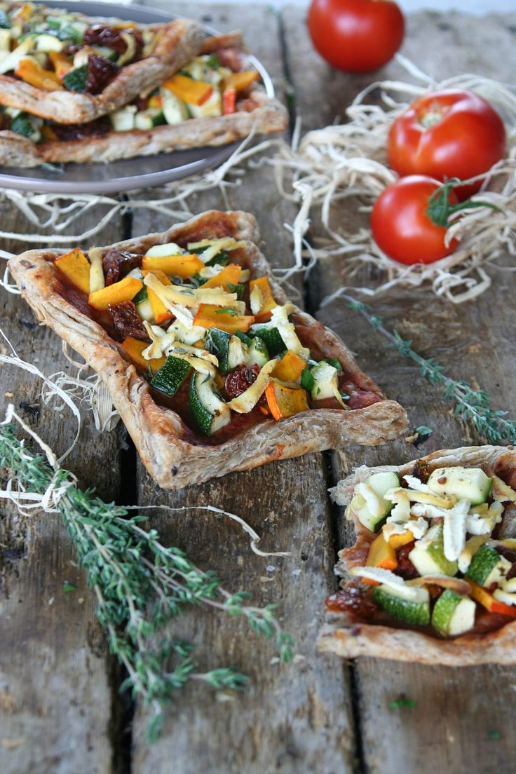 Vegetable cakes with tofu