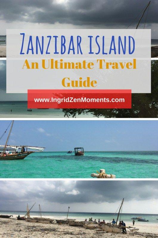Zanzibar Island travel guide | What to do on Zanzibar Island | Top attractions Zanzibar Island | Zanzibar, Tanzania