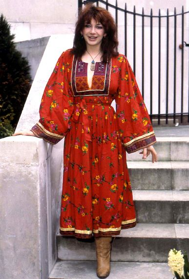 Kate's biggest fashion FAILS and WINS in Kate Bush General Discussion Forum