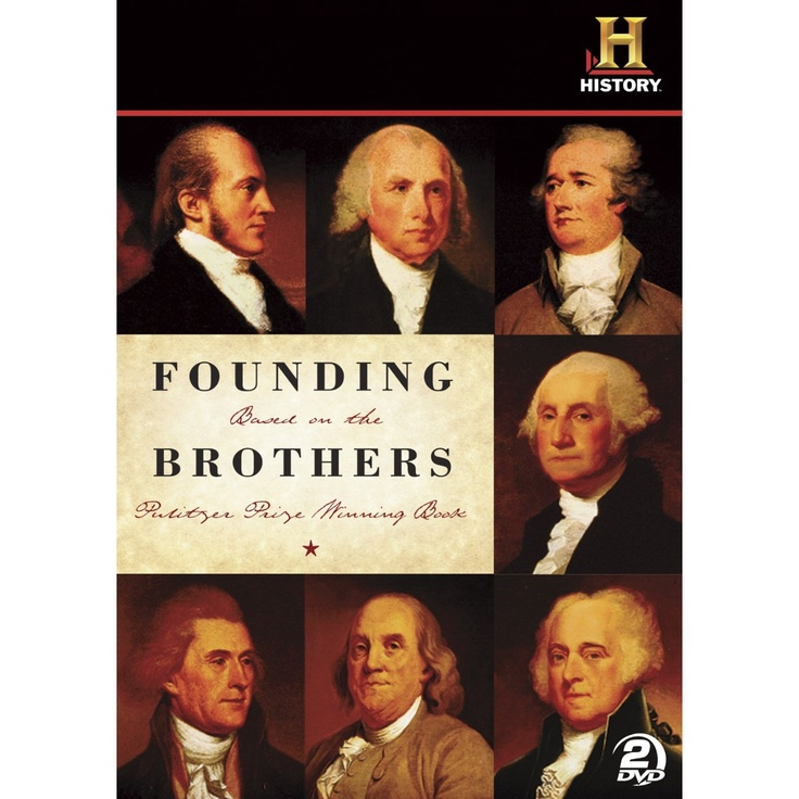 founding brothers preface thesis Joseph j ellis' founding brothers revolves around the american revolution and the people and ideologies which accompanied the period most novels (both fiction and non-fiction) do not contain a typical thesis.