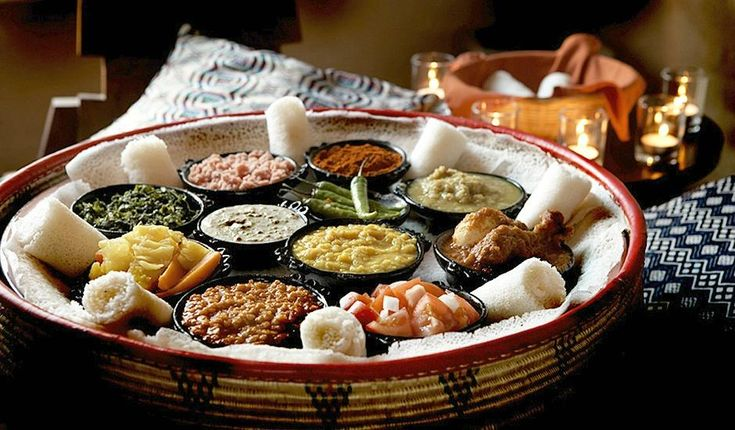 Addis in Cape - 8 Dish Exotic Ethiopian Fine Dining for 2, R140