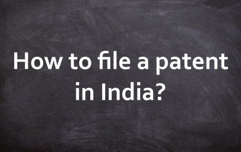 How to file a patent in India? Currently, we can file only using E-filing for file a patent in India. In order to file E-Filing, you need patent agent India