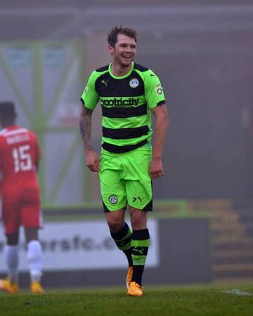 Stay up to date with all of the goings on at Forest Green Rovers by ...
