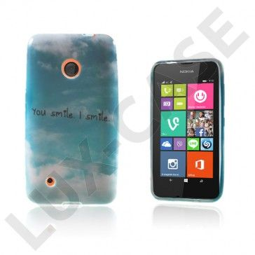 Westergaard Nokia Lumia 530 Deksel - You Smile I Smile