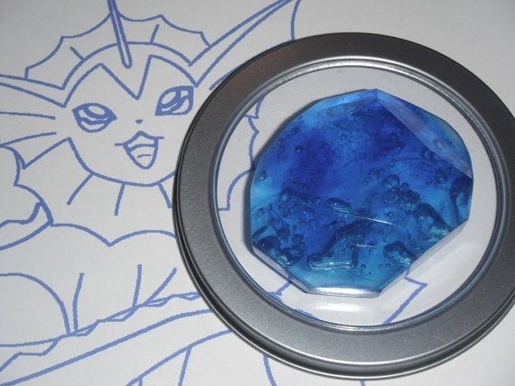 Pokemon Water Stone Evolution Stone
