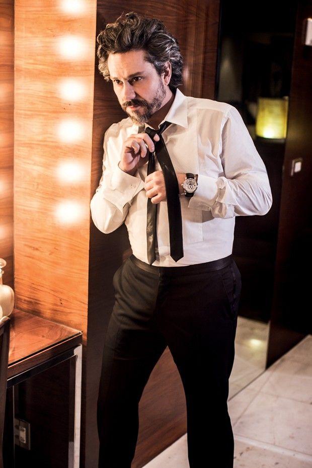 Alexandre Nero, o homem do ano da Televisão no Men of The Year