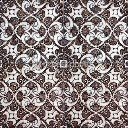 Marmo granito ceramico vecchie mattonelle ornamentali sfondo vintage — Immagini Stock #44905051