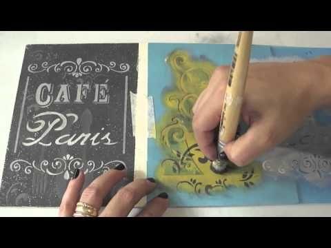 Video Aula: Caixa Cápsula de Café | Livia Fiorelli | LifeArtesanato - YouTube