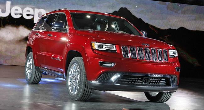 2014 Jeep Grand Cherokee (Diesel!)