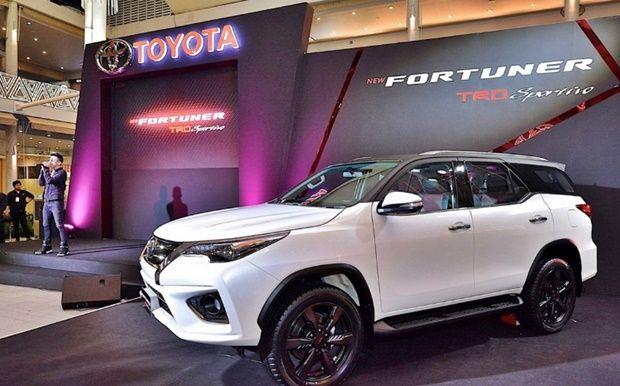 Toyota Fortuner 2020 Facelift Toyota Best Suv Toyota Dealership