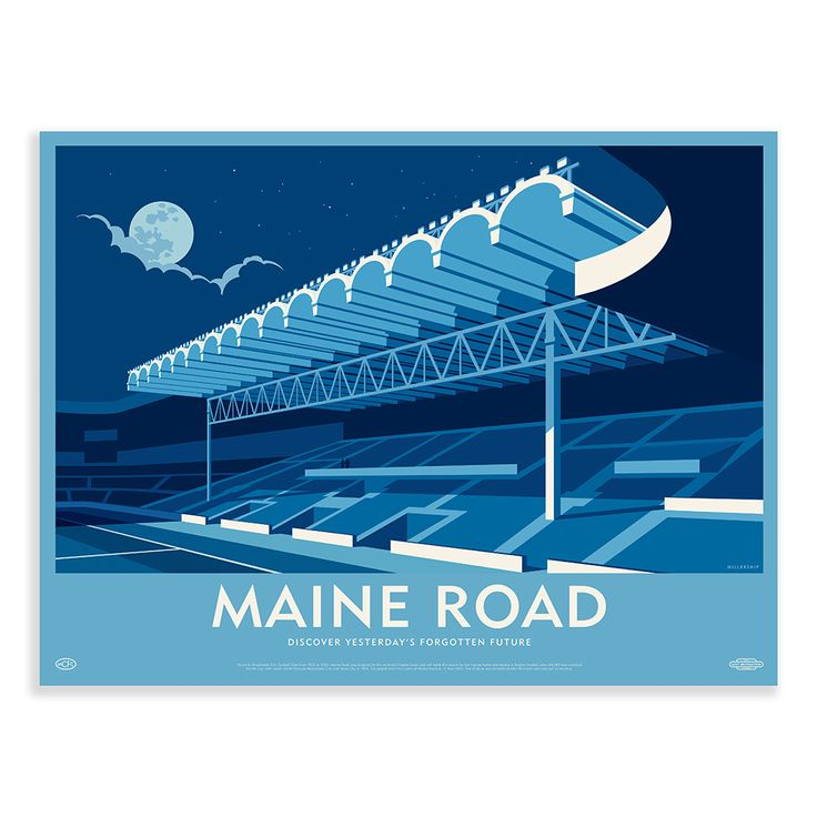 Discover the Dorothy Lost Destination: Maine Road Print at Amara