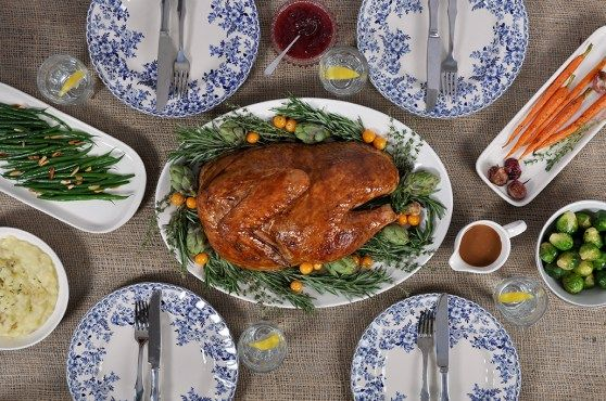 Make Canadian Turkey the Centerpiece of Your Thanksgiving Celebrations…