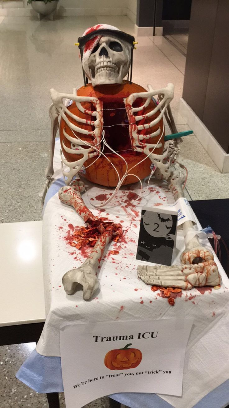 42 best nurse diy projects images on pinterest halloween for Top knife the art craft of trauma surgery