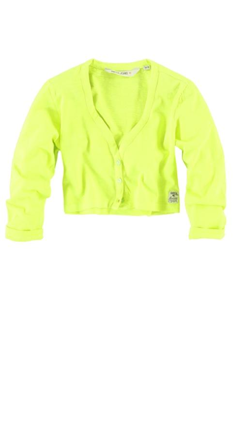 Vest Garcia C32556 KITTY GIRLS 65 Ultra lime
