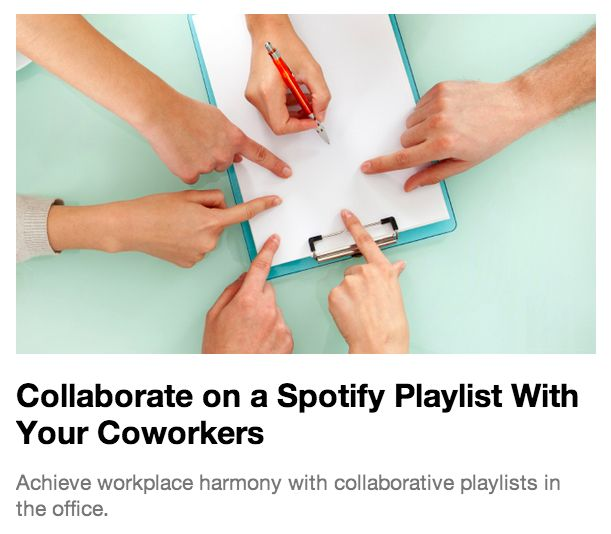 Have you ever made a collaborative playlist? They're great for parties, work, and family gatherings! Find out how to make one here.
