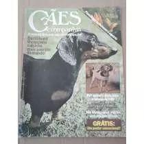 Cães E Companhia 1979 N° 6 Foram nos primeiros números dessa revista que surgiu minha paixão pelo aquarismo.