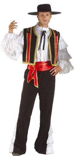 Мужской испанский костюм